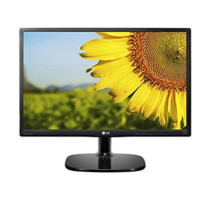 lg 20mp48hb-b 20 inch ips led monitor (black)