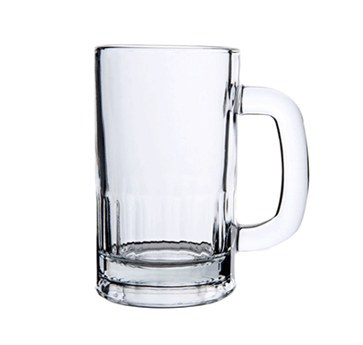Limitless Hunch Beer Glass