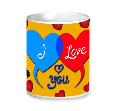 Limitless Hunch Multicolor Printed Ceramic Mug / Gifting Mugs