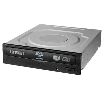 lite-on 24x sata internal dvd+/-rw drive optical drive ihas124-16fu