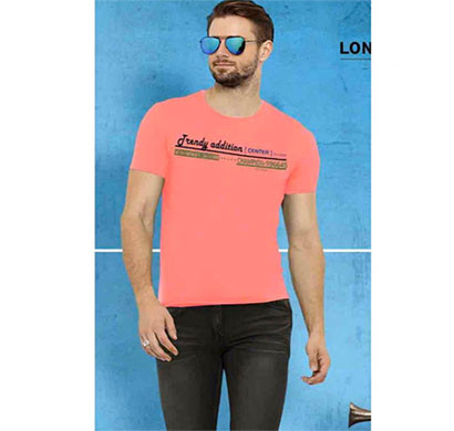 London Dreams Cotton Mens Tshirt Half Sleeves (MultiColor)