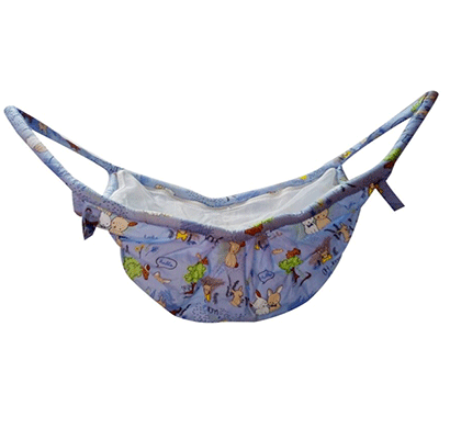 love baby (tg225 blue p4) cotton jhula swing baby cradle blue