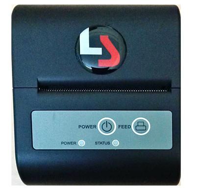 LS Generic Mobile Printer (Thermal)/ Bluetooth/ Wifi/ Serial/ USB/ Black