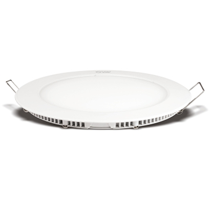 Vin Luminext RLP 3, Round Slim Panel Light 3W, Warm White, 2 Years Warranty