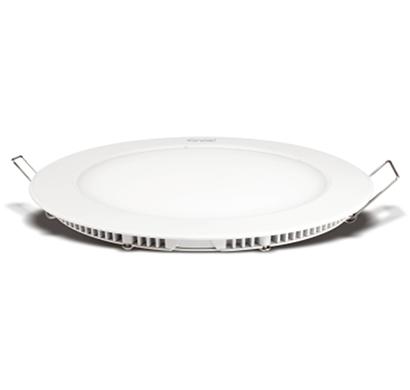Vin Luminext RLP 3, Round Slim Panel Light 3W, White, 2 Years Warranty