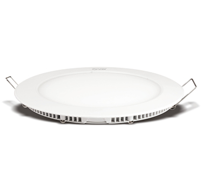 Vin Luminext RLP 6, Round Slim Panel Light 6W, White, 2 Years Warranty