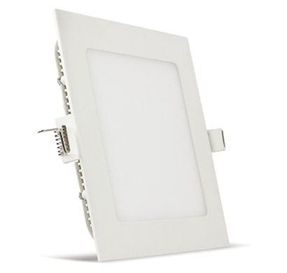 Vin Luminext SLP 6, Square Slim Panel Light 6W, Warm White, 2 Years Warranty