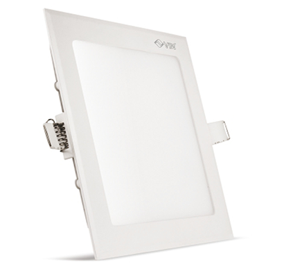 Vin Luminext SLP 12, Square Slim Panel Light 12, Warm White, 2 Years Warranty