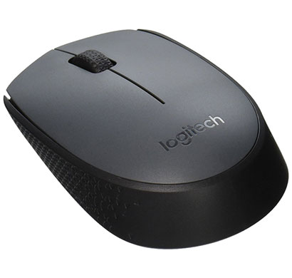 logitech m170 wireless optical mouse black