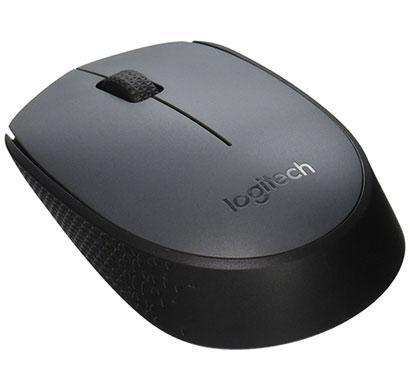 Logitech M170 Wireless Optical Mouse Black