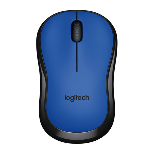 logitech m221  wireless mouse blue