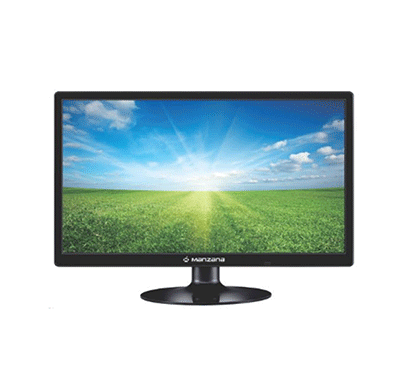 manzana mz1900 19 inch led monitor black