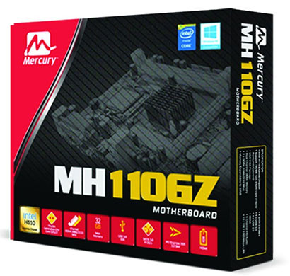 Mercury MH110GZ Motherboard