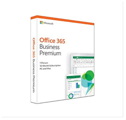 microsoft office (365 business) premium 2019 for 1 person