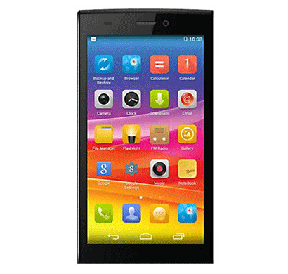 micromax canvas nitro 2 e311 2 gb ram black