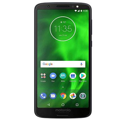 Moto G6 (Indigo Black, 64GB) 4GB RAM 1 year Warranty