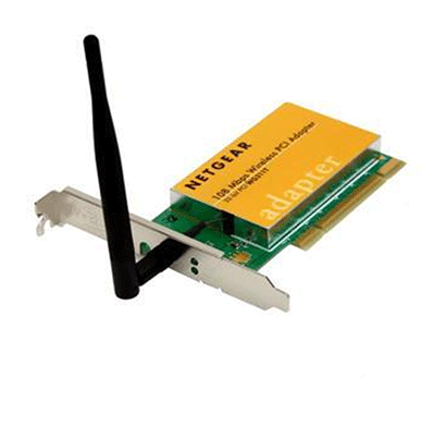 netgear wg311t 108 mbps wireless pci adapter