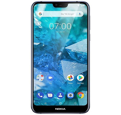 Nokia 7.1_BL (Blue, 4GB, 64GB Storage)