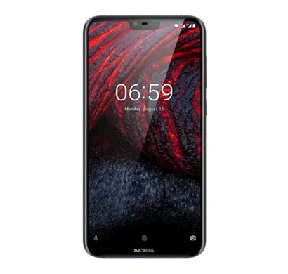 Nokia 6.1 Plus (4 GB RAM,64 GB ROM) ,Mix