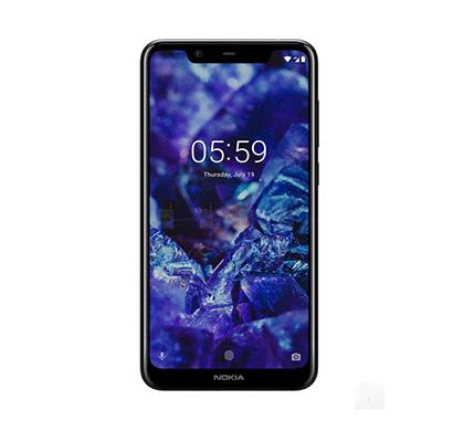 Nokia 5.1 Plus (3GB RAM / 32GB ROM) ,Mix Color