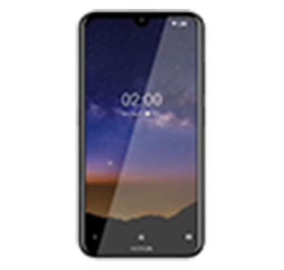 Nokia 2.2 (2GB RAM, 16GB Storage),Black