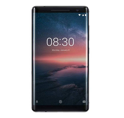 Nokia 8 Sirocco (6GB RAM/ 128GB Storage/ 5.5 inch Screen) Black