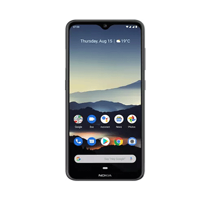 nokia 7.2 (4gb ram,64gb rom),mix,colour