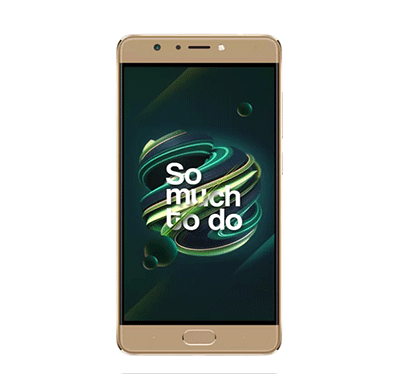 Panasonic Eluga Ray 700 (32 GB) (3 GB RAM),Gold