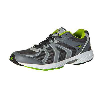 Power Men's Messi Grey Running Shoes - 8 UK/India (42 EU)(8392210)