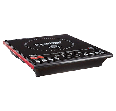 prestige pic 3.1 v3 / 2000-watt induction cooktop with touch panel (black)