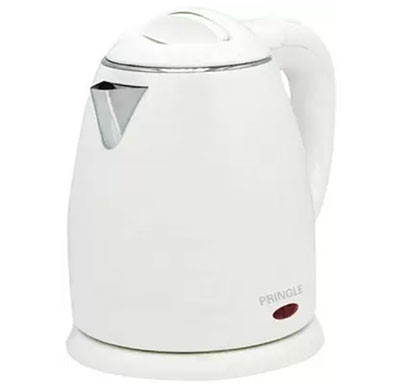 pringle ek 609 electric kettle 1.8 ltr white