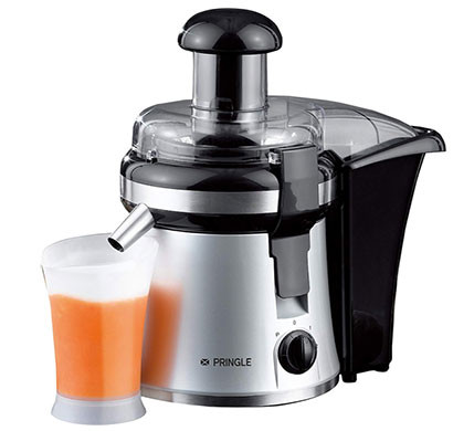 pringle centrifugal juicer 400 watt silver