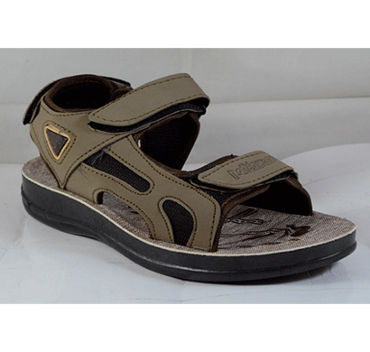 PU Hills 6 To 9 Men Sandal Mouse
