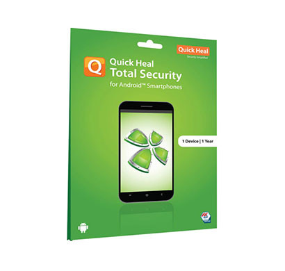 Quick Heal Total Security for Android (Mobile & Tablets) 1 User 1 Year