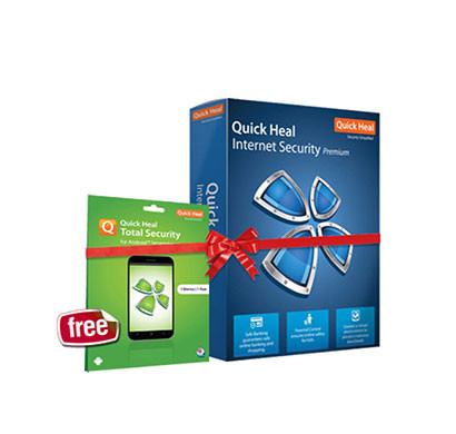 Quick Heal Internet Security Premium - 1 Users, 1 Years