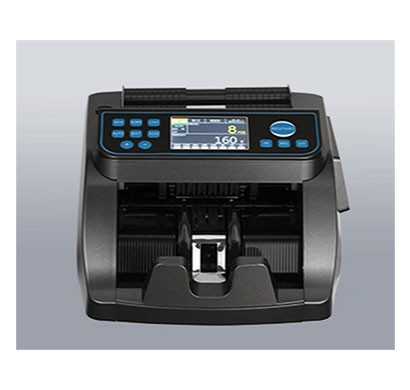 ranpeng y5518 mixed indian usd euro sorter paper cash currency/ banknote money detector/ with uv mg ir (black)