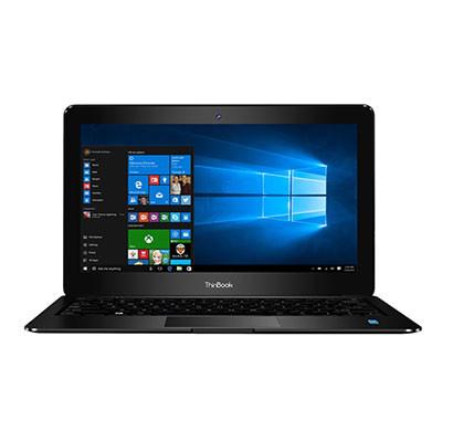 RDP Thinbook 1430B Laptop ( Intel Quaod Core X5-Z8300/ 2GB Ram/ 32GB Storage/ Windows 10 / 14.1 Inch Screen/ 10000MAH Battrey),Black