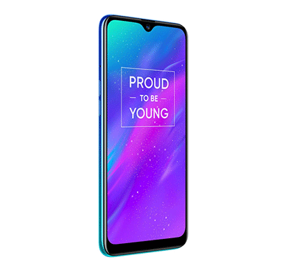 realme 3 ( 4gb ram/ 64gb storage), blue