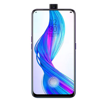 realme x ( 4gb ram/ 128gb storage/ 6.53 inch screen) space blue