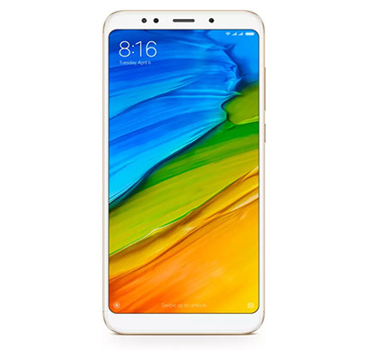 Redmi Note 5/ 4GB RAM/ 64GB ROM/ Gold