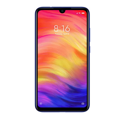 Redmi Note 7 Pro/ 4GB RAM/ 64GB Storage/ Blue