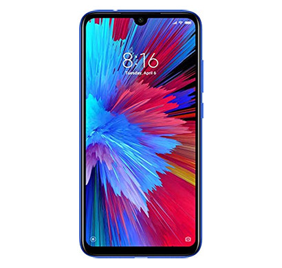 Redmi Note 7S ( 4GB RAM/ 64GB internal Memory),Mix Color