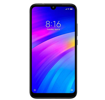 Redmi 7( 2GB RAM/ 32GB Storage/ 6.26 Inch Screen), Black