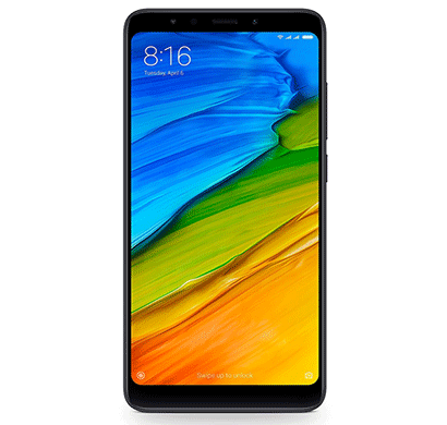 Redmi 5 (5.7) inch Full Screen Display, 4GB RAM (Black, 64GB)