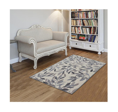 Rugsmith (RS000008) Brown Multi Color Premium Qualty FLORAL Pattern Polyamide Nylon BIRCH RUG Area Rug