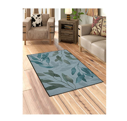 rugsmith (rs000056) rugs & carpets multi color premium qualty floral pattern polyamide nylon meadow rug area rug (carpet size 3 x 5)