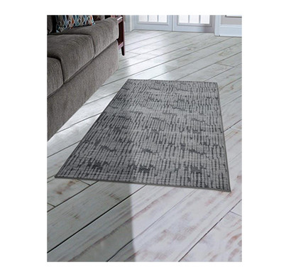 rugsmith (rs000092) rugs & carpets automn grey color premium qualty modern pattern polyamide nylon traffic rug area rug