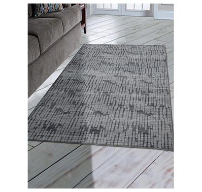rugsmith (rs000093) rugs & carpets automn grey color premium qualty modern pattern polyamide nylon traffic rug area rug