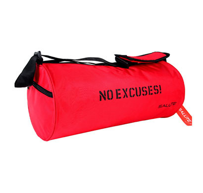 S_Trendy Gym Bag (Red)