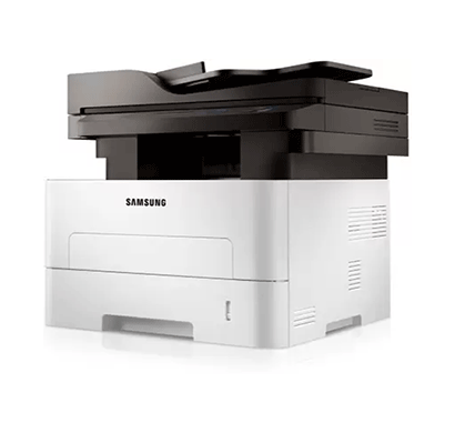 Samsung SL-M2876ND Multi-function Printer (White, Toner Cartridge)